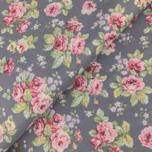 Ткань Roses Gray