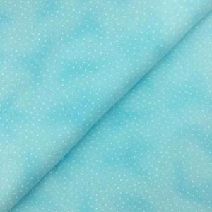 Ткань Dots Light Turquoise Hobby Lobby