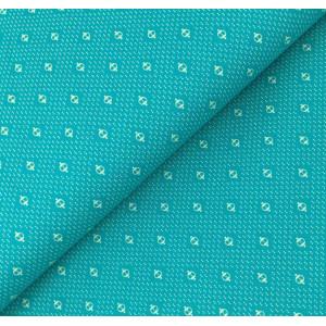 Ткань Geometric Blue Marcus Fabrics