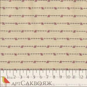 Ткань Stripes&Squares Andover