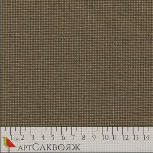 Ткань Beige Small Checked Fabric
