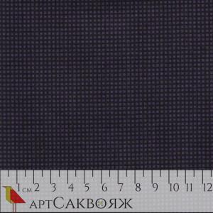 Ткань Dark Purple Checked Fabric