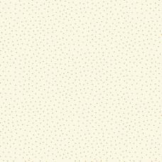 Ткань Yuletide Spot Cream Makower UK