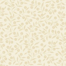 Ткань The Seamstress Thimble Parchment Makower UK