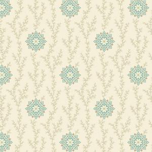 Ткань The Seamstress Linen and Lace Linen Makower UK