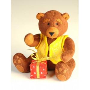 Набор для шитья текстильной игрушки Мишка Топтыгин