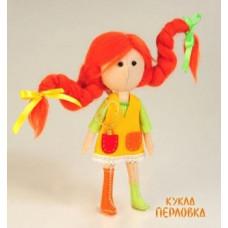 Набор для шитья куклы из фетра Вредина