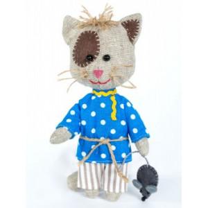Набор для шитья текстильной игрушки Домовитый Василий