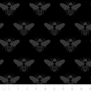 Ткань Bumblebee Black Camelot Fabrics