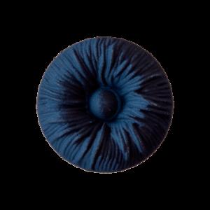 Пуговица на ножке Blue 23 мм