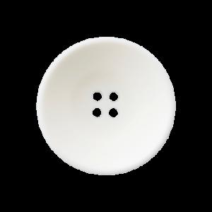 Пуговица Four-Hole White 30 мм