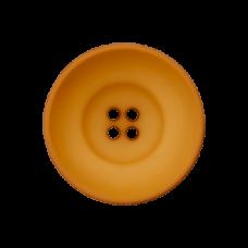 Пуговица Four-Hole Yellow 23 мм