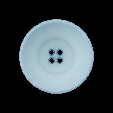 Пуговица Four-Hole Sky Blue 23 мм