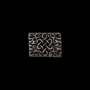 Пуговица на ножке Metalized 23 мм