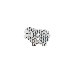 Пуговица Sheep 18 мм