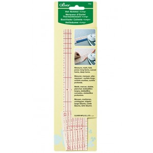 Термостойкий инструмент для кромки длинный Clover
