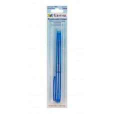Ручка для ткани с термоисчезающими чернилами синяя Gamma