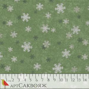 Ткань Home for Christmas Clothworks