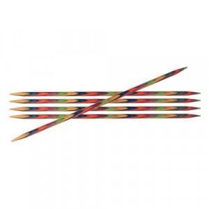 Спицы чулочные Symfonie Knit Pro №2.5, 15см