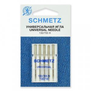 Иглы Schmetz Стандартные 130/705H №100