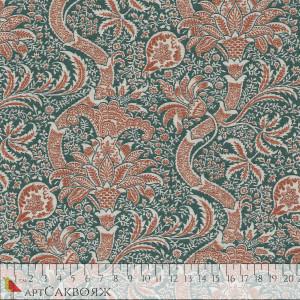 Ткань William Morris Montagu Indian Forest Free Spirit