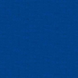 Ткань Linen Texture Ultramarine Makower UK