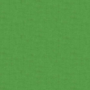 Ткань Linen Texture Shamrock Makower UK