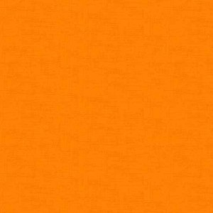 Ткань Linen Texture Orange Makower UK