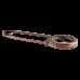 Декоративная булавка Metal Copper Union Knopf