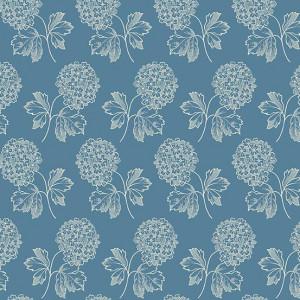 Ткань Could Nine Blue Bird Blue Sky Andover Fabrics