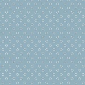 Ткань Bubbles Baltic Blue Sky Andover Fabrics