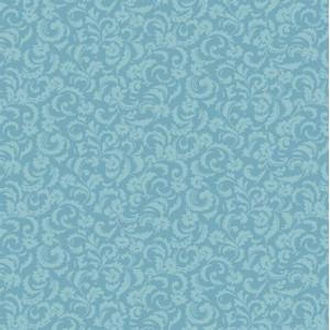Ткань BELLE FLEUR Blue, Andover Fabrics