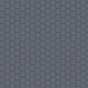 Ткань Gray Hexagon Andover