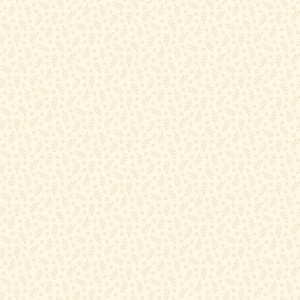 Ткань Allover Sprigs and Flowers Cream Fraiche Andover