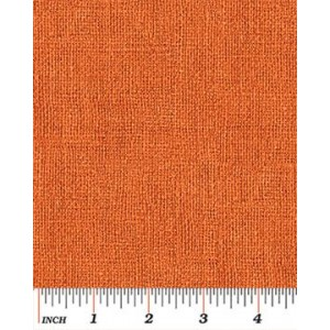 Ткань BURLAP ORANGE by Dover Hill for Benartex
