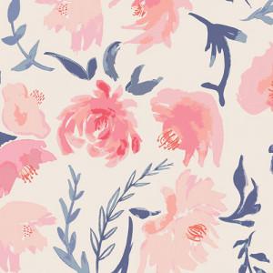 Ткань Wonderful Things Aquarelle Study Wash ArtGallery