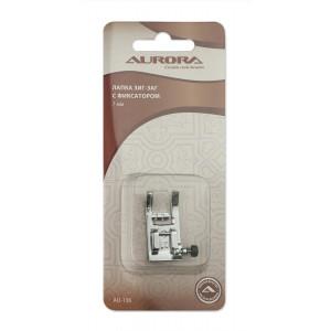 Лапка зиг-заг с фиксатором 7 мм, AURORA