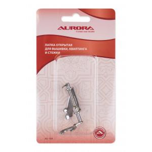 Лапка AURORA Открытая для вышивки, квилтинга и стежки