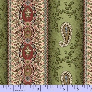 Ткань Old Sturbridge Village Anniversary Marcus Fabrics
