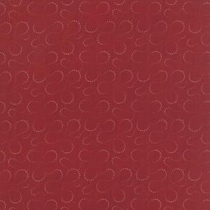 Ткань Mille Couleurs Red Moda Fabrics