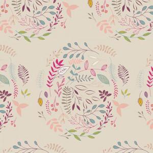 Ткань Wreathed Whiff Fleet & Flourish Art Gallery
