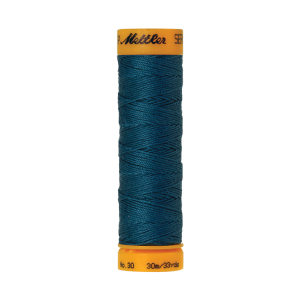 Отделочная нить METTLER SERALON® TOP-STITCH 30 Dark Turquoise