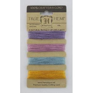 Шнуры Конопляные Hemp Cord Pastel #10