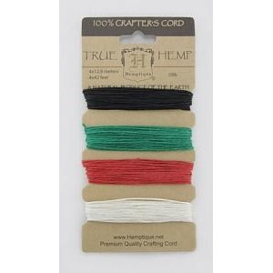 Шнуры Конопляные Hemp Cord Primary #10