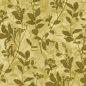Ткань Wildflower Silhouette Benartex Fabrics