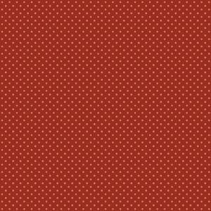 Ткань Garden Days Spring Dot Red Benartex