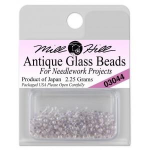 Бисер Antique Glass Beads Crystal Lilac Mill Hill