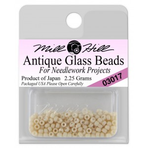 Бисер Antique Glass Beads Peachy Blush Mill Hill