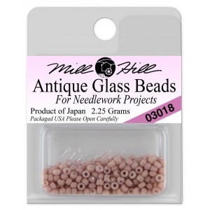 Бисер Antique Glass Beads Coral Reef Mill Hill