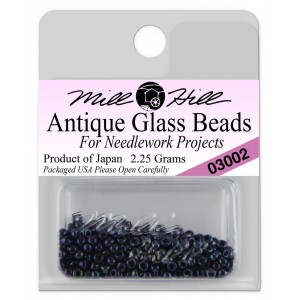 Бисер Antique Glass Beads Bay Leaf Mill Hill